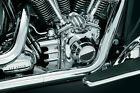 Kuryakyn Tappet Block Accent Cover - Chrome - 99-17 Harley Twin Cam Engines