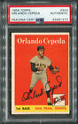 Orlando Cepeda Cards, Rookie Card and Autographed Memorabilia Guide 39