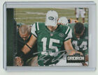TIM TEBOW Jets SIGNED 2012 Panini Gridiron Football #136 Autograph ON CARD AUTO