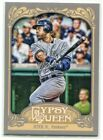 2012 Topps Gypsy Queen Variation Short Prints Checklist and Visual Guide 59