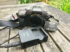 Panasonic LUMIX DMC-G7 4K 16.0 MP Digital SLR Camera, Body only [NO LENS]