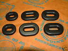 Honda CB 500 550 Four K0 K1 K2 K3 F1 F2 Rubber Mount Set Rubbers Side Fairing
