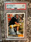 The Epic Story of Brett Favre's Streak Told Through Football Cards 40