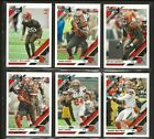2019 Donruss Football Factory Set Cards 15