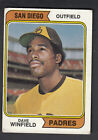 Top 10 Dave Winfield Baseball Cards 26