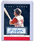 Joey Votto Rookie Cards and Autographed Memorabilia Guide 16