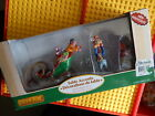 2006 Lemax Village Collection Set of 3 Table Accents: Santa Sleigh