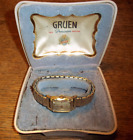 Vintage Gruen Switzerland 10k Veri-Thin 17J Men's Watch w/ 435 Movement w/ Box