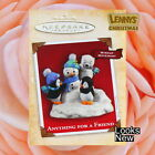 Hallmark Ornament, 2004 Anything for a Friend, New