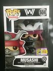 Funko Pop Television 504 Musashi 2017 SDCC Exclusive WestWorld