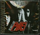 Axis No Man's Land CD new reissue of 1988 indie metal Out of print !