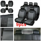 Luxury Leather Car Seat Cover Breathable Full Seat Pad For Interior Accessories