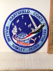 NASA Space Shuttle Discovery 41 D Mission Patch BIGOF3