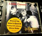 Influence by Little Caesar (Metal) (CD, May-1992, DGC) Ampage Earl Slick