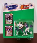 VINTAGE 1989 STARTING LINEUP - NFL - JIM McMAHON & CHRIS DOLEMAN - ONE ON ONE