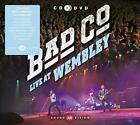 Bad Company: Live At Wembley [CD + DVD], Bad Company, Audio CD, New, FREE