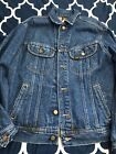 Lee Riders Denim Jean Jacket Size S Small Vintage