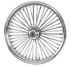 ACM 21 x 35 46 Fat Daddy Spoke Front Wheel Chrome Rim Harley Touring Softail SD