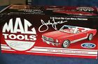 9 ERTL 1964 1 2 FORD MUSTANG CONVERT 1 18 MAC TOOLS JOHN FORCE AUTHENTICS