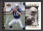 10 Best Peyton Manning Rookie Cards of All-Time 12