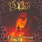 Dio - Evil or Divine (Live in New York City/Live Recording [CD] NEW AND SEALED