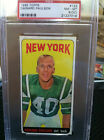 1965 Topps Football Cards 39
