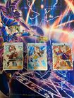 Nintendo Pokemon Card Trainer RedGreenBlue Special Art SR SET Tag All Stars