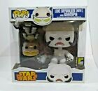 FUNKO POP STAR WARS LUKE SKYWALKER HOTH AND WAMPA CONVENTION EXCLUSIVE SDCC 2014