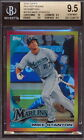 2010 Topps Red Hot #RHR4 Giancarlo Stanton Rookie Card Graded BGS 10-9.5-9.5-9.5