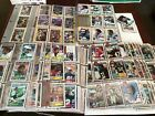 1100 Diff 1979 1982 1983 Topps Football Card Lot Collection 81 82 Fleer Action