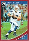 Andrew Luck Signs Deal with Upper Deck, Revealed as Trade UD Mystery Redemption 6