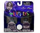Minimates Universal Monsters The Creature  The Wolfman Black  White JC