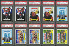 2017 Topps Garbage Pail Kids Rock & Roll Hall of Lame Trading Cards 4