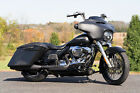 2014 Harley Davidson Touring 2014 Harley Davidson Street Glide FLHX Blacked Out Tons of Extras 103 6 Speed