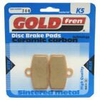Front Disc Brake Pads for Gas Gas TXT250 Pro 2012 250cc By GOLDfren