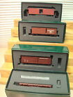 4 Spectrum ON30 PRR 26414 Baggage+27014 BOXCAR+27514 STOCK+27214 GON OBs VG+Deal