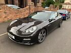 LARGER PHOTOS: Porsche Panamera 3.0D V6 Fully Loaded Air Suspension Full Service History 2 Tone