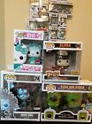 Funko POP! LOT of 5 Exclusive Funko Pops Unopened GAME OF THRONES, SANRIO MOVIES