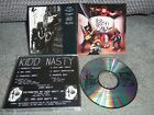 KIDD NASTY...indie...PENNA...killer melodic hard rock-hair metal.. RARE...1993