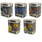 Funko POP! Animation - The Simpsons S3 Vinyl Figures - SET OF 5 (King Homer, Fly