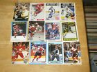 LOT OF 144 HOCKEY CARDS  ROOKIES HOFers SP# STARS GRETZKY HULL MORE