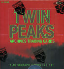 2019 Rittenhouse Twin Peaks Archives Factory Sealed Box + P1 Promo card