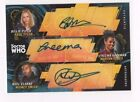 2017 Topps Doctor Who Signature Series Trading Cards 46