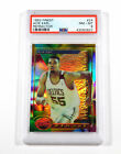 1993-94 Topps Finest Basketball Cards 16
