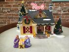 Dept 56 Noel House  Nativity Christmas Lane Original Snow Village 55341