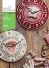 Hoop Clocks Anita Goodesign Embroidery Machine Design CD NEW