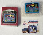 SUPERMAN HALLMARK KEEPSAKE ORNAMENT COMMEMORATIVE EDITION LUNCHBOX FROM 1998