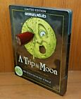A Trip To The Moon 1902 Steelbook Blu Ray DVD 2 Disc 2012 Limited Edition