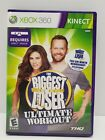 The Biggest Loser Ultimate Workout Xbox 360 Kinect Video Exercise Game 2010