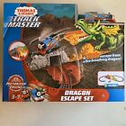 Thomas & Friends Track Master Dragon Escape Playset - Motorized Toy Train Tracks